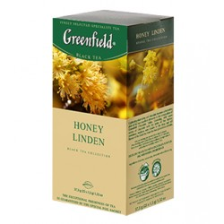 Чай Greenfield Honey Linden