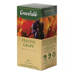 Чай Greenfield Festive Grape